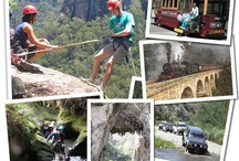 Blue Mountains Tourism / Blue Mountains Backpacker Hostel Can Help You Organism And Book Your Activities Either Prior To Your Arrival or When You Get Here. Enjoy Your Blue Mountains Tourism / by Blue Mountains