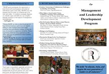 MLDP Bonus Content / Additional resources on topics covered in our Management and Leadership Development Program at Dartmouth College.  More info about MLDP - http://rockefeller.dartmouth.edu/studentopps/mldp.html / by Rockefeller Center for Public Policy at Dartmouth College