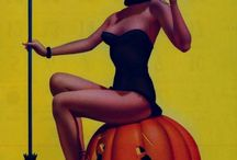 Halloween & Autumn / by Whitney Porch