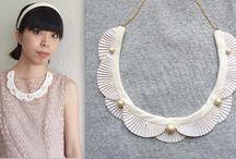 jewelleries / by Kari Anne Marstein