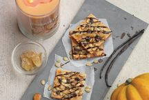 Pumpkin Ginger Bark / The perfect Autumn treat / by Yankee Candle: Scented Candles | Home & Car Air Fresheners, Fragrances & Decor