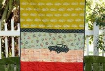 quilting / by Michelle Paley-Phillips