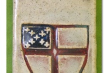 Episcopal shield / by Anne Robertson