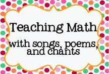Math / by Elizabeth Parks