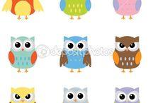Owls / by Missy Hardy