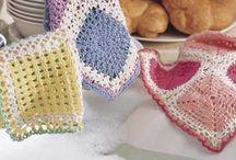 Crochet patterns / by Barbara Halpenny