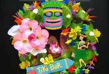 Tiki Luau / by Sarah Matthews