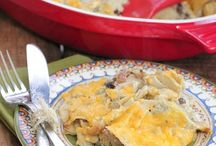Recipes - Dinners / by Elizabeth M.