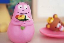 ♥ Barbapapa / by Melanie Ritchie - MellyBird Designs