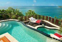 Top 10 Pools Around the World / by Flight Centre Canada