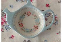 porcelanas / by monica wheeler