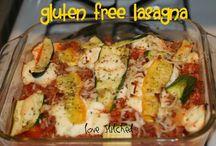 Gluten free / by Shelley Campione