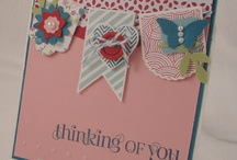 Cards I want to make / by Michele Littell