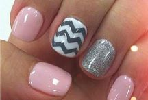 Nails and hair! / by Randi Thompson Durney