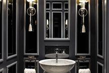 Decor...banheiro / by Achados... da Lu