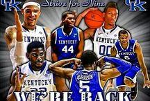 Love my Kentucky Wildcats! #UK #BBN / by Josie Gresham