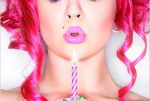 Pink world happy world  / by Angela Maisto