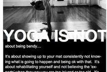 Everything Yoga / by Hannah Omar-Bulman
