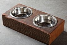 Garden Goods / These are awesome items that we build for the backyard. Chalkboards, Raised Beds, Dog Houses, Dog Bowls, Vertical Planters and other fun goods. / by Urban Garden Workshop