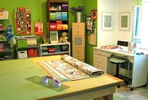 craft room / by Sheila Smith
