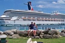 Cruises we've been on / by Linda Shedrick Galaczy