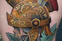 Badass tattoos / by Nicole Winston