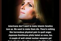 Ann Coulter / by plasmaborne4rel