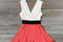 Fashionable Finds / clothing that I wish was in my closet / by Kara Firstenberger