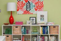 Room inspiration  / by Rebecca Brantley