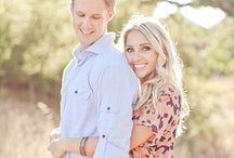 Engagement pics / by Kaila Hendon