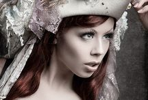 Ophelia Overdose / Alt model from Germany / by Kay Nelson
