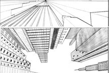 ❥ t.draw- Perspective / by W.T. Hsu