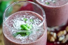 Blend It! / Smoothie recipes / by Paula Chappell