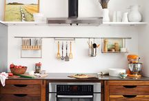 Kitchen / by Peony and Thistle