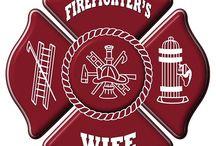 Firefighter's Wife / by Jenny Thomas