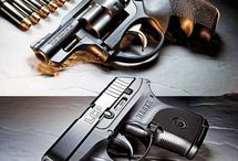 Pistols (my favorites) / by Greg Piper