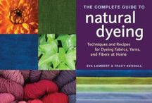 Dyeography / Natural dyes for yarn / by Doreen Laffrenzen