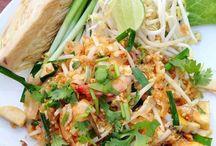 thai food / by Monique Sutton