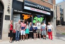 ITA Graduates Photos / International TEFL Academy Class Graduates of their 4 week TEFL TESOL courses / by International TEFL Academy