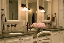 For the Home: Bathrooms / by Tiffany Burgess