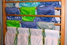 cloth diapers / by Halley Walker