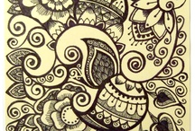 Zentangle / by Miranda Rutledge