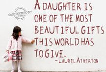 just for my girls / by Joanna Gilbert