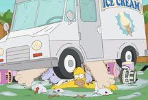 The Simpsons / by Kim Ellis