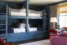 Bunk Beds / by Docia Powell