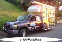 FastGlass Trucks / by James Jones