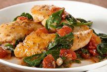 Chicken Recipes / by Angela Kratt