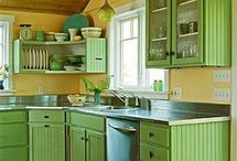 Kitchen! / by Candace Everhart