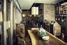 Restaurant Design / by Deidre Remtema