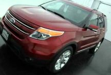Ford Explorer  / by Long McArthur